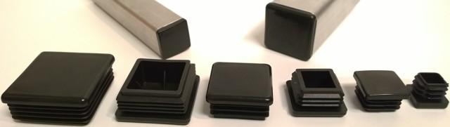 Пластиковые заглушки для запорной арматуры