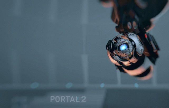С трубами portal 2