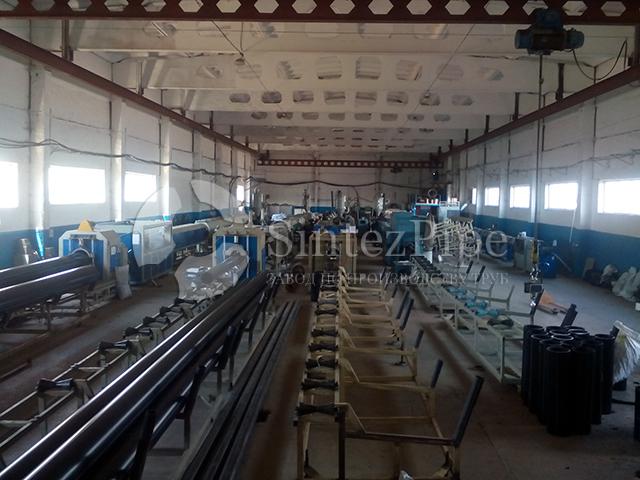 Трубный завод во владимире