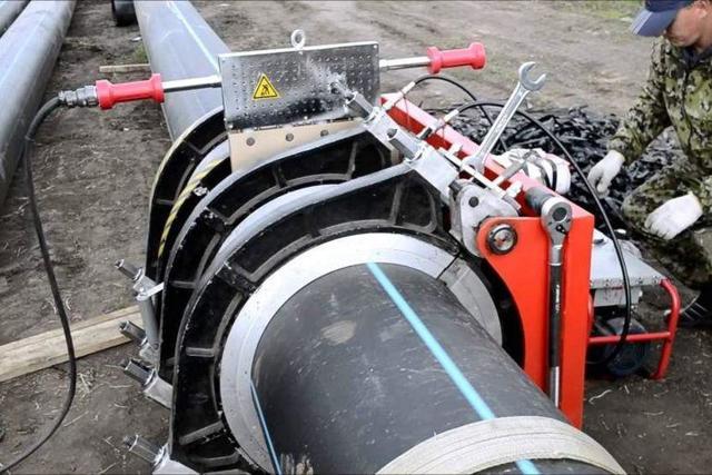 Сварочные аппараты для полиэтиленовых труб марки