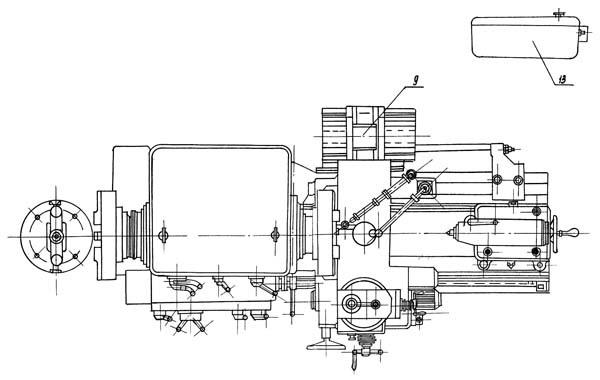 9м14 станок токарный трубонарезной тбилиси