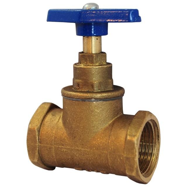 Запорная арматура для водяного тепло
