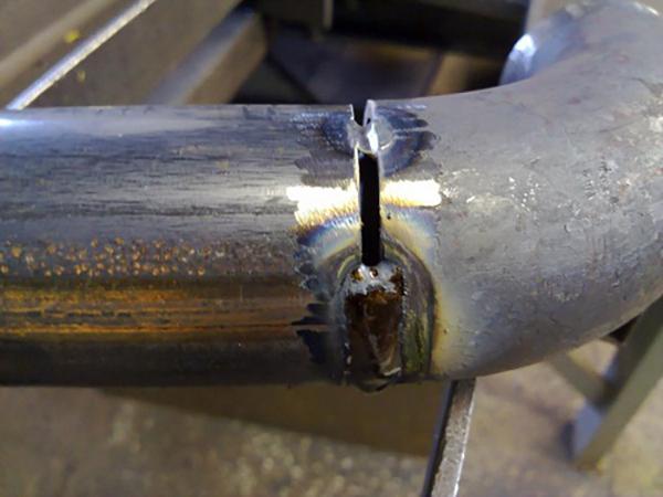 Сварка труб с помощью дуговой сварки