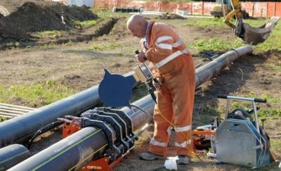 Фитинги полиэтиленовые для газоснабжения