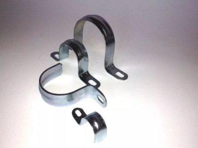 Торцевой крепеж для трубы