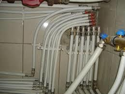 Система полиуретановая труба в трубе