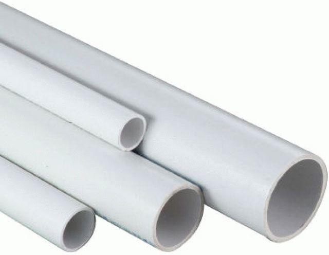 Характеристика внутренних диаметров трубы