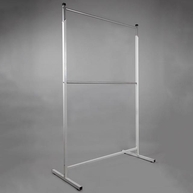Трубная вешалка для одежды