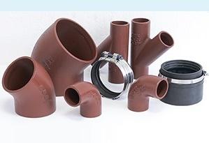 Труба чугунная канализационная безраструбная 100 sml