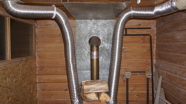 Труба 108 для бани