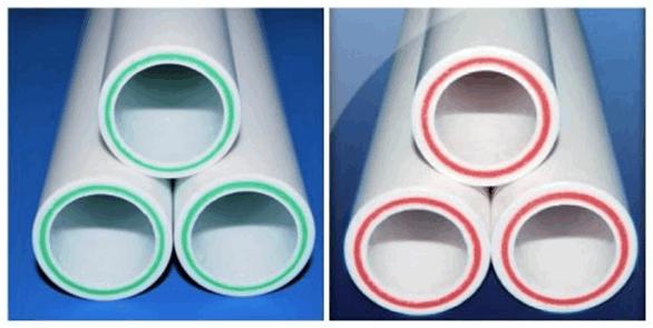 Полипропиленовые трубы с армированием стекловолокном диаметры