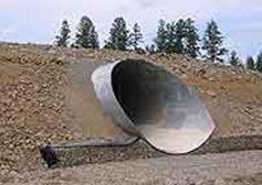 Фундамент водопропускной трубы это