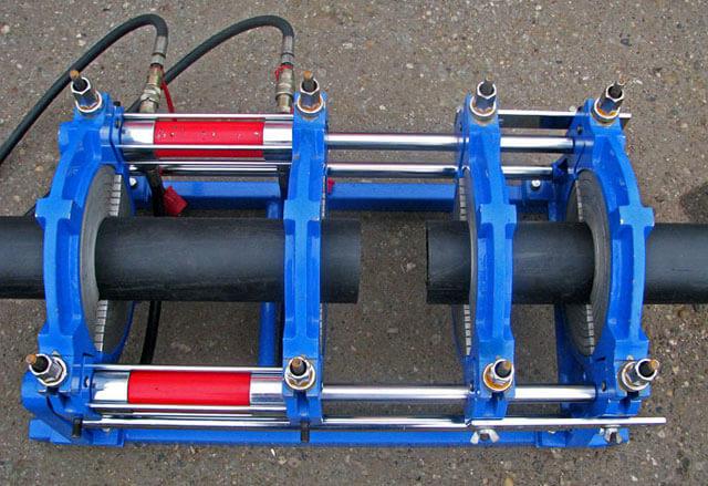 Сварка труб пэ 100 sdr17 технология