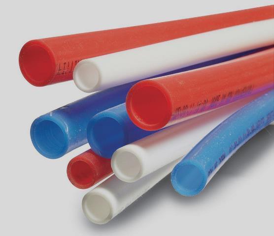 Полиэтиленовые трубы для теплого пола как соединять