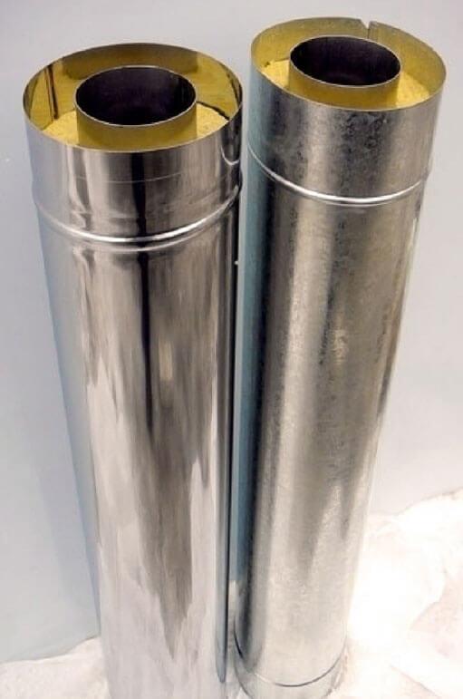 Сендвичные трубы для дымохода какие лучше