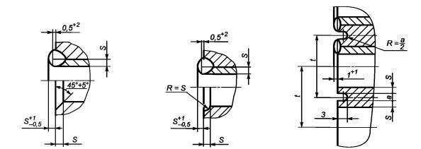 Трубные решетки теплообменников чертежи