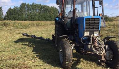 Трактор для прокладки труб