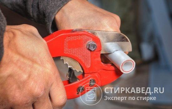 Сделать сушилку для белья своими руками из пластмассовых труб