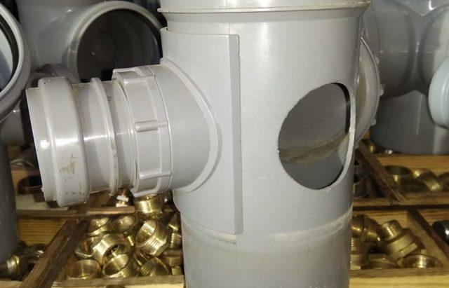 Сантехническая врезка в трубы