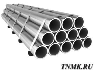 Труба 110 металлическая оцинкованная