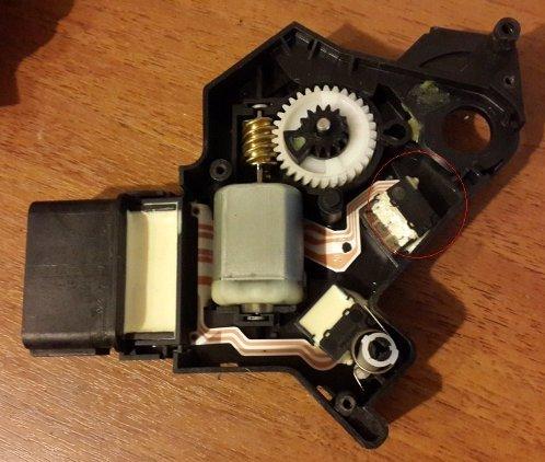 Запорная арматура с концевыми выключателями