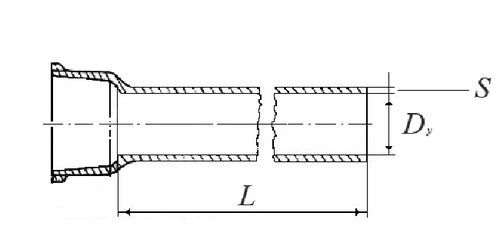 Диаметр трубы в килограммах