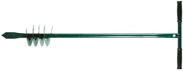 Садовый бур для труб