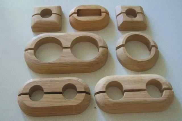 Декоративные накладки для трубы 110 мм