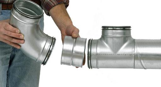 Диаметр трубы встраиваемой вытяжки