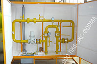 Запорная арматура узлов учета газа