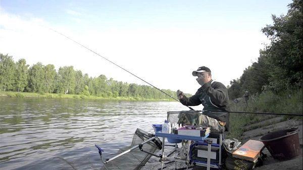 Рыбалка канал имени москвы труба