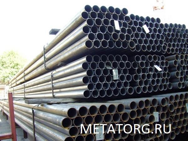Труба стальная водогазопроводная диаметром 25мм