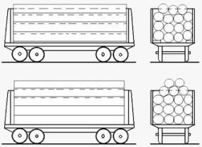 1420 трубы в вагон