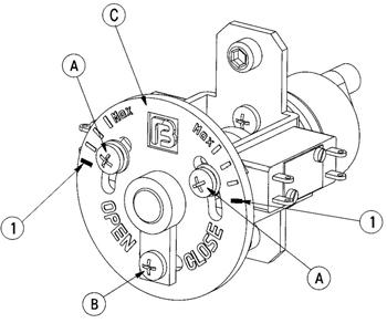 Привод запорной арматуры схема
