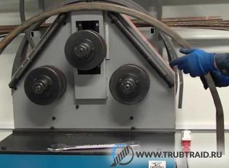 Самодельные устройства для гибки труб