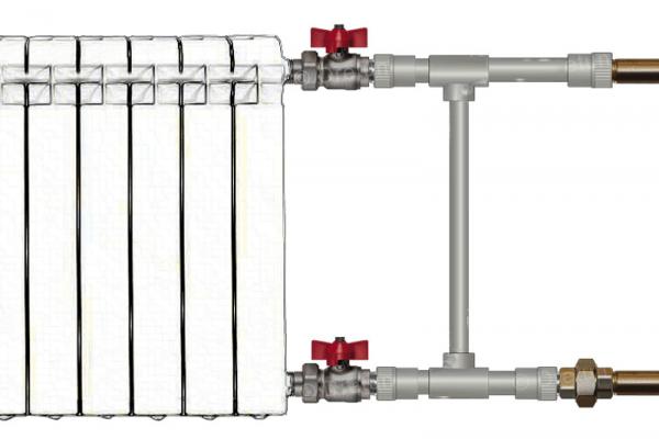 Грунт для труб отопления перед покраской