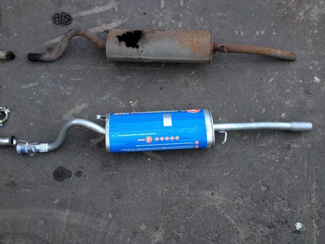 Диаметр выхлопной трубы ваз 2109 инжектор