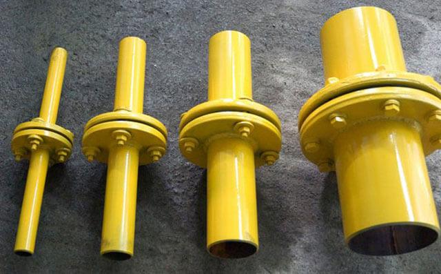 Фланцевое соединение для какие труб
