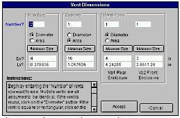 Калькулятор для расчета трубы фазоинвертора