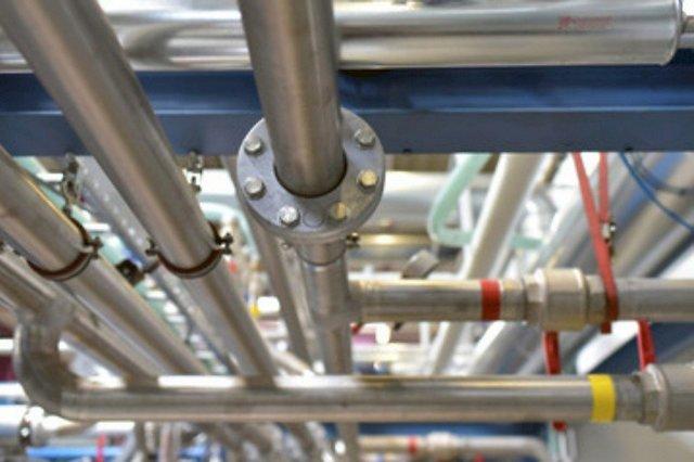 Система трубопровода может включать в себя
