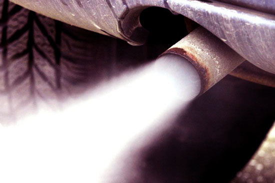 Серый дым из выхлопной трубы ваз 2110