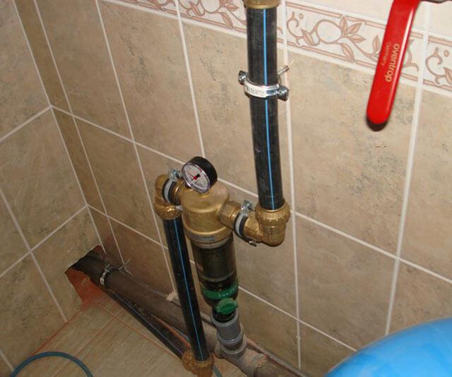 Фильтры для квартиры труб