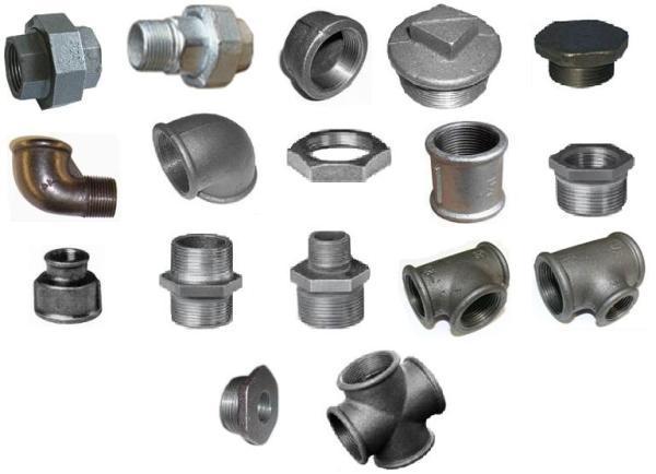 Фитинги или обжим металлопластиковых труб