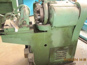 Ручной станок для нарезки труб