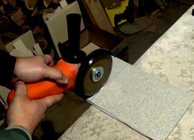 Как научиться ровно резать болгаркой трубы