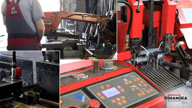 Оборудование для производства запорной арматуры