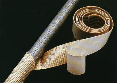 Как замотать трубу резиной